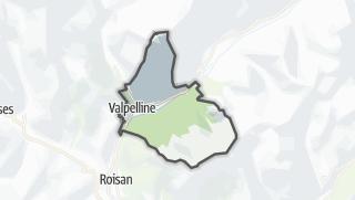 Karte / Valpelline