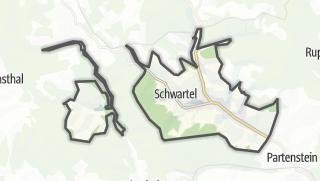 Cartina / Frammersbach