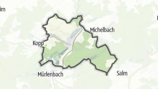 Karte / Birresborn