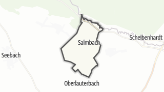 Cartina / Salmbach