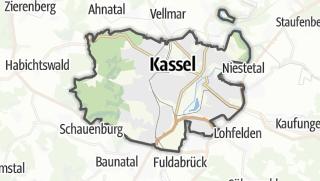Karte / Kassel