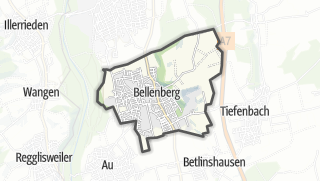 Karte / Bellenberg