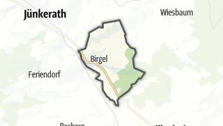 Karte / Birgel