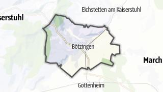 地图 / Bötzingen