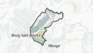 Map / Séez