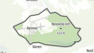 Karte / Bynovec
