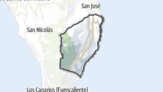 Carte / Villa de Mazo