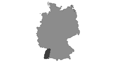 Map / Black Forest