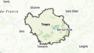 Mapa / Aube
