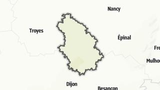 Cartina / Haute-Marne