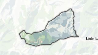 מפה / Linthal