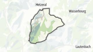 Mapa / Sondernach