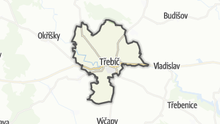 Karte / Třebíč