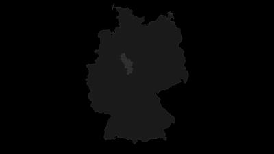 Karte / Weserbergland