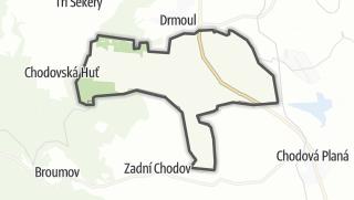 מפה / Trstenice