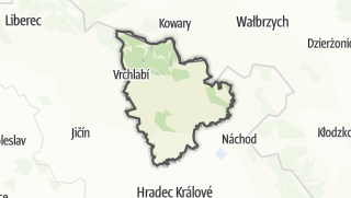 Cartina / Trutnov