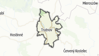 Carte / Trutnov