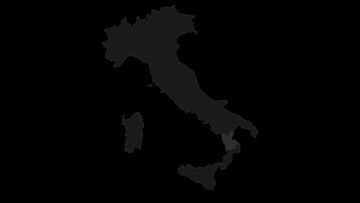 Térkép / Cosenza
