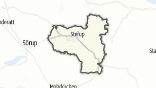 Cartina / Sterup