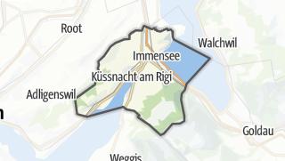 מפה / Kuessnacht (CH)