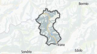 地图 / Bernina