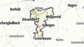 Karte / Mettmann