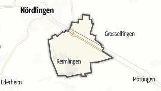 Cartina / Reimlingen