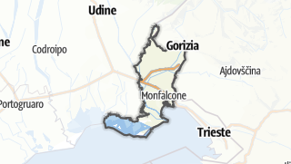 地图 / Gorizia