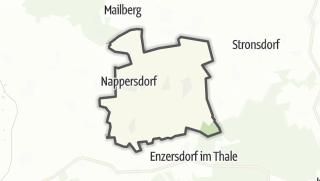 Cartina / Nappersdorf-Kammersdorf