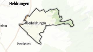 Carte / Oberheldrungen