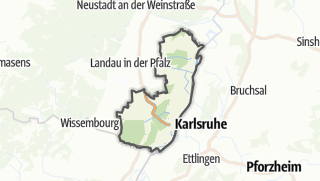 Karte / Germersheim