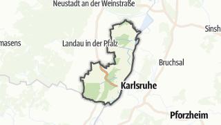 地图 / Germersheim