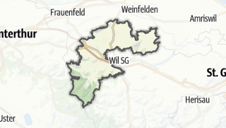 Karte / Münchwilen