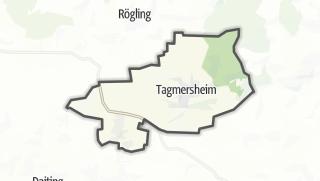 Cartina / Tagmersheim