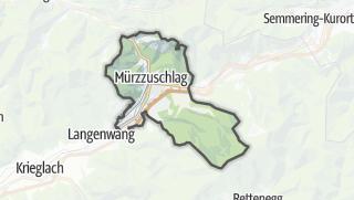Cartina / Mürzzuschlag