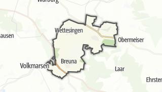 Map / Breuna