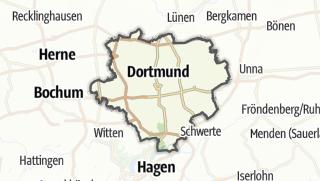 Karte / Dortmund
