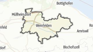 Karte / Weinfelden