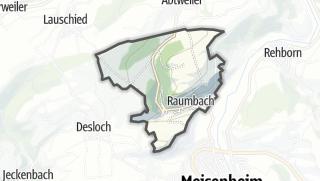 Karte / Raumbach