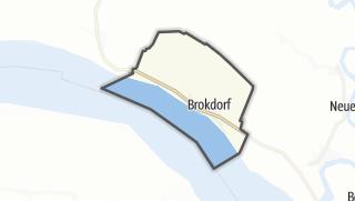 地图 / Brokdorf