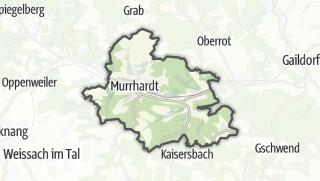 מפה / Murrhardt