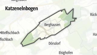 Cartina / Berghausen