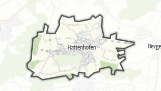 Karte / Hattenhofen