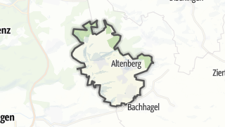 Mapa / Syrgenstein