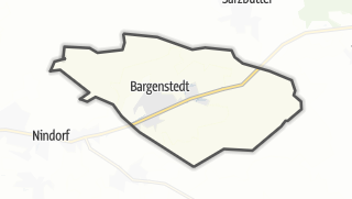 Mapa / Bargenstedt
