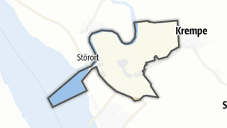 地图 / Borsfleth
