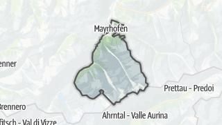 Mapa / Mayrhofen