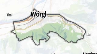 מפה / Wörgl