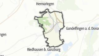 Karte / Sontheim an der Brenz