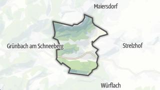 Map / Höflein an der Hohen Wand
